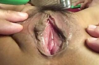 Serina Hayakawa swallows cum after nasty oral play.  xxx porn