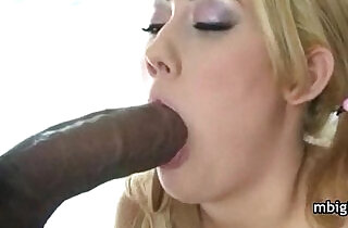 English babe fucks a black hard long cock.  England   xxx porn