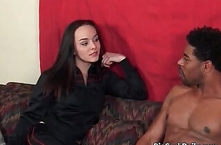 Black stud with cock fucks slut.  xxx porn