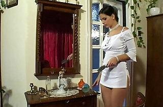 Eve Angel in Short Dress Masterbates.  xxx porn