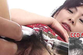 Subtitled Japanese pubic hair shaving in HD.  xxx porn