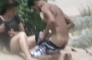 pakistani couple from karachi fucking hard at hawks bay beach.  xxx couple   xxx porn