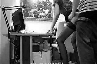 Secretary Fucked by her Boss very Hard.  xxx porn