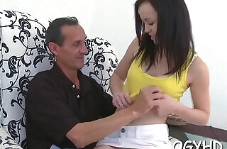 Juvenile hole rammed by old penis.  xxx porn