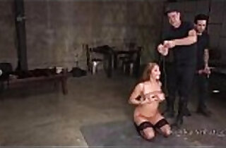 Natural busty bound slave got fucked.  busty asian  ,  fetishes  ,  gagged  ,  Giant boob  ,  giant titties   xxx porn