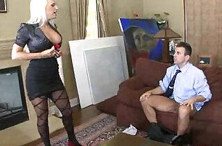 Hard pounding for Jacky Joy in Pumping For Joy by BigTitsBoss.  xxx porn