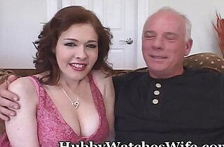 Horny Redheaded Wife Takes huge Black.  xxx porn