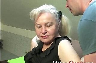 Exclusive granny porn scene.  xxx porn