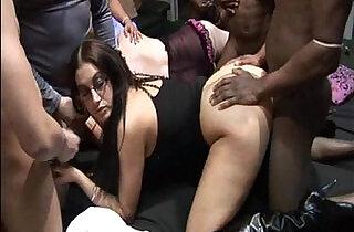 Gangs love british girls gangbang party.  xxx porn