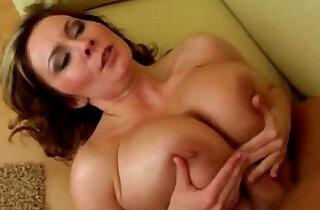 Amazing Mature Tit Cumshot.  tits   xxx porn