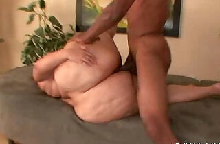 sexual games: BBW Anal Interracial Sex Trailer