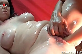 Brunette sex addict lesbo gets deep fisted on a chair.  xxx porn