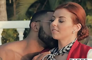 Babes Black is Better Swooning in the Sun starring Stallion and Bianca Resa clip.  xxx porn