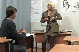 Russian mature teacher Nadezhda mature teachers orgies.  sex teacher   xxx porn