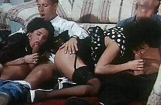 Italian porn hot foursome with Rocco Siffredi.  xxx porn