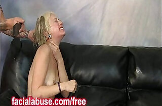 Spanked Ho Takes Dick Deep In Her Throat.  xxx porn