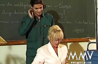 MMV FILMS Kelly Trump is my Anal School Teacher.  xxx porn