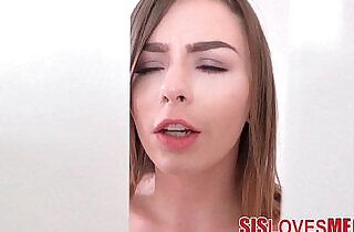 Playing With Step Sisters Pussy While She Jerks Me Off.  step sister   xxx porn