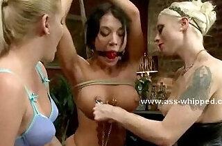 Lesbian strapon double penetration sex.  sapphic erotica   xxx porn