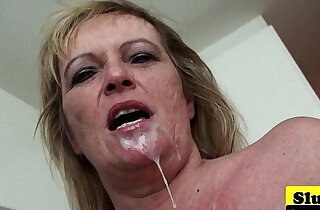 Old british escort dominated over and plowed.  xxx porn