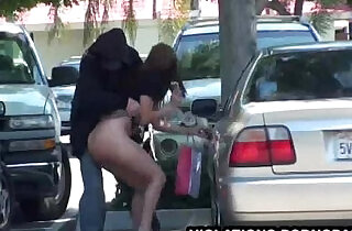 Girls asses get exposed in public.  xxx porn