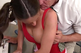 Teen amateur Slut Seduces Her Teacher After Class!.  xxx porn