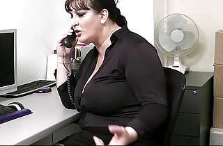 Huge bitch fucked by future boss.  xxx porn
