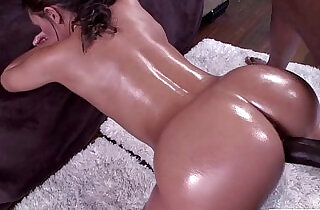 Hot babe gets massive monster black big cock in her pussy doggystyle fucked.  dogging  ,  huge asses  ,  pussycats   xxx porn