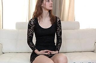 Skinny redheads casting with big fake agent.  xxx porn