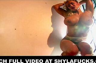 A Rare Erotic Solo By Shyla.  xxx porn