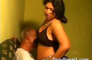 Next Door Desi Bhabhi Fucked By Father In Law Leaked Online.  xxx porn