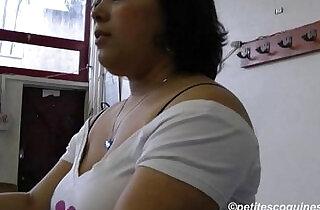 Louana fucked with her Fitness coach.  xxx porn