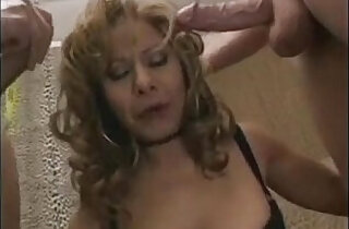 penetrated: mami vs two men Get more girls like this